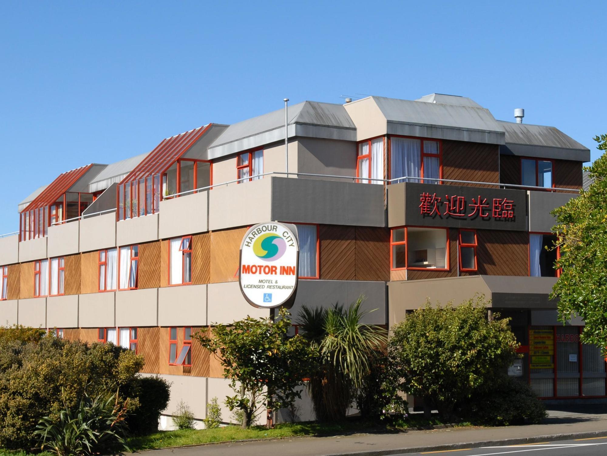 Harbour City Motor Inn Wellington
